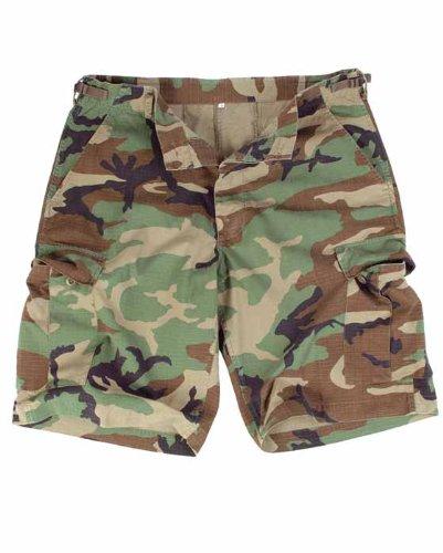 Mil-Tec Us Bermuda Shorts Prewash Woodland Gr.Xl [Misc.]