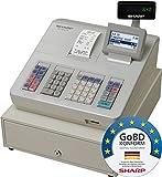 Sharp XE-A207W, A3XEA207WE, UT56033 Registrierkasse Ladenkasse Kassensystem Neu
