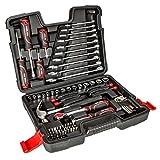 81 tlg Werkzeugkoffer set Werkzeug Satz Werkzeugsortiment Werkzeug Werkzeugkasten Werkzeugbox Werkzeugkiste