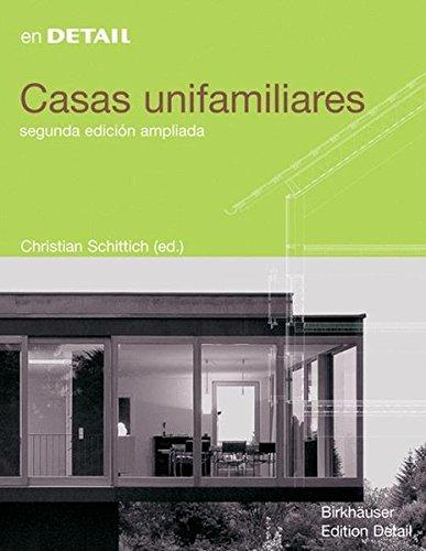 En Detail: Casas Unifamiliares (In Detail (Espanol)) (BIRKHÄUSER)