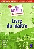 Image de Mon manuel de français CE2 : Livre du maître