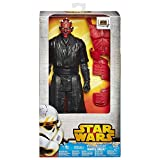 Hasbro Star Wars Episode I Darth Maul Deluxe Figur 30cm mit Brustpanzer