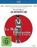 La Mala Educacion Bd [Blu-ray] [Import allemand]