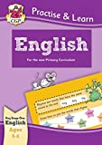 New Curriculum Practise & Learn: English for Ages 5-6