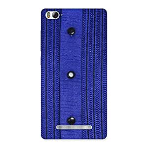 Style Royal Blue Back Case Cover for Xiaomi Mi4i