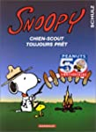 Snnopy, tome 30 : Snoopy, chien-scout...