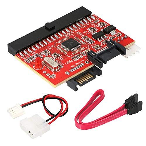 Abilieauty 2-in-1 Ide zu SATA/SATA zu Ide Adapter Konverter Support Serial Ata -