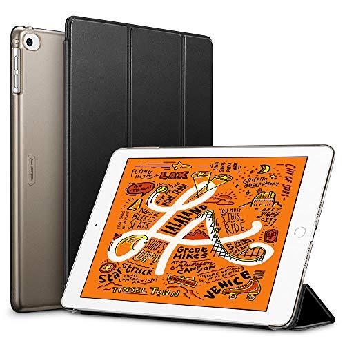 """ESR Hülle kompatibel mit iPad Mini 5 2019 7.9 Zoll - Ultra dünnes Smart Case Cover mit Auto Schlaf-/Aufwachfunktion - Schutzhülle für iPad Mini 7.9"""" 2019 - Schwarz"""