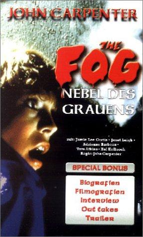 The Fog - Nebel des Grauens [VHS]