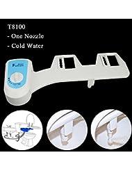 Bluelover Elegante Inodoro Bide Flushbonading mujer Hygeian Flushing dispositivo-T8230