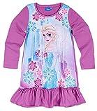Disney Die Eiskönigin Nachthemd (128, Lila)