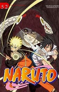 Naruto nº 52/72 par Masashi Kishimoto