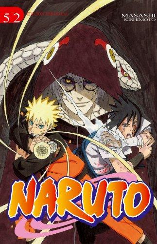 Naruto nº 52/72 (EDT)