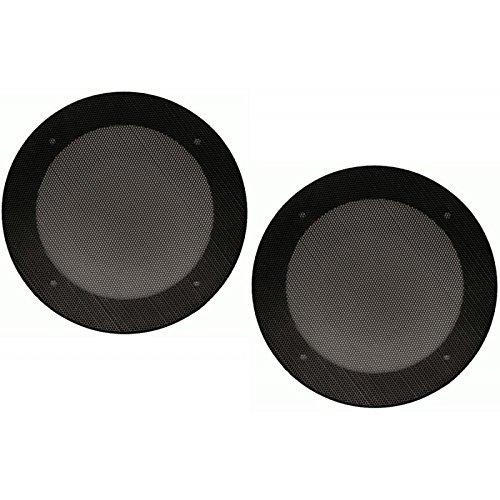 2x Griglie mascherine di protezione per altoparlanti casse mascherine 20 cm