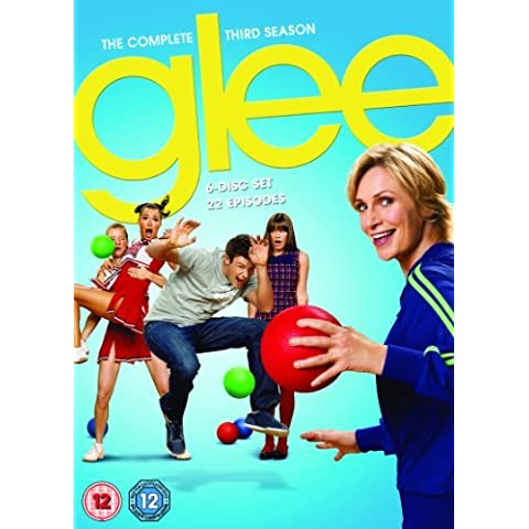 Glee - Season 3 [DVD] by Lea Michele