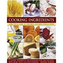 Cooking Ingredients by Christine Ingram (2010-09-16)