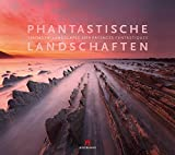 Phantastische Landschaften 2019, Wandkalender im Querformat (54x48 cm) - Landschaftskalender / Naturkalender mit Monatskalendarium