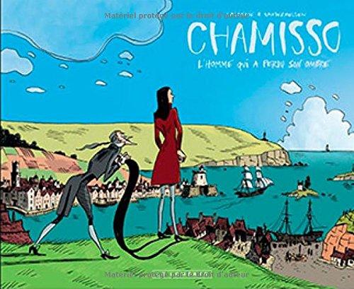 Romantica - tome 2 - Chamisso, l'homme qui a perdu son ombre