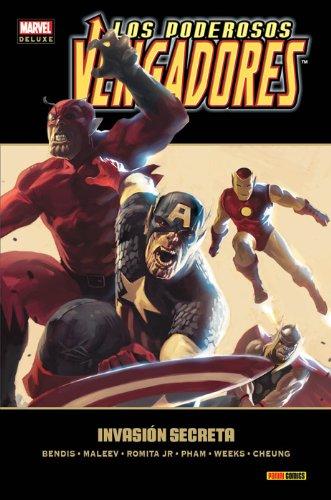 Descargar Libro Los Poderosos Vengadores. Invasión Secreta - Número 3 (Marvel Deluxe) de Brian Michael Bendis