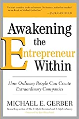 Awakening the Entrepreneur within Paperback