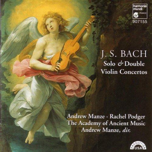 J.S. Bach: Solo & Double Violi...