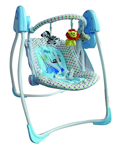Asalvo 18589 - Columpio Swing Enjoy, color azul