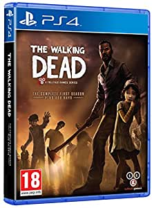 The Walking Dead The Complete First Season, PS4: Amazon.co