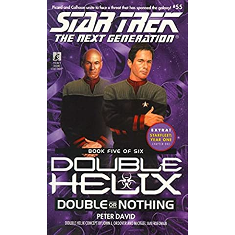 Double or Nothing: Double Helix #5 (Star Trek: The Next Generation)