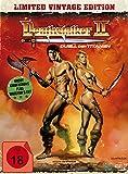 Deathstalker 2 - Duell der Titanen - uncut Vintage Edition (+ DVD) - Mediabook, limitiert auf 1.500 Stück, inkl. Booklet, HD neu abgetastet [Blu-ray]