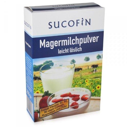 SUCOFIN Magermilchpulver 250g - leicht löslich