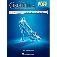 Cinderella: Recorder Fun! Music From The Disney Motion Picture Soundtrack