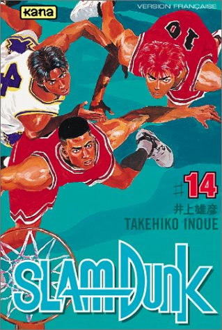 Slam Dunk, tome 14