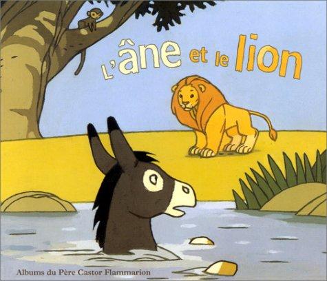 """<a href=""""/node/4021"""">L' ane et le lion</a>"""