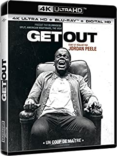 Get Out [4K Ultra HD + Blu-ray + Digital UltraViolet] (B072K6TY2N) | Amazon Products