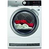 AEG T8DE76684 Wärmepumpentrockner / Energieklasse A+++ (177 kWh pro Jahr) / 8 kg / kein Einlaufen der Wäsche / sparsamer Wäschetrockner mit Wärmepumpe und Kindersicherung / weiß