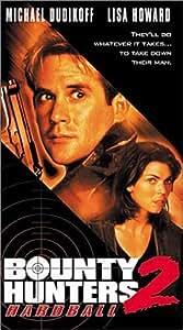Bounty Hunters 2: Hardball [VHS] [Import USA]
