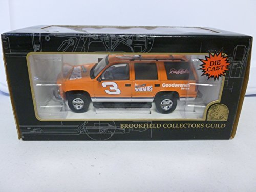 brookfield-collectors-guild-dale-earnhardt-wheaties-chevy-tahoe-124