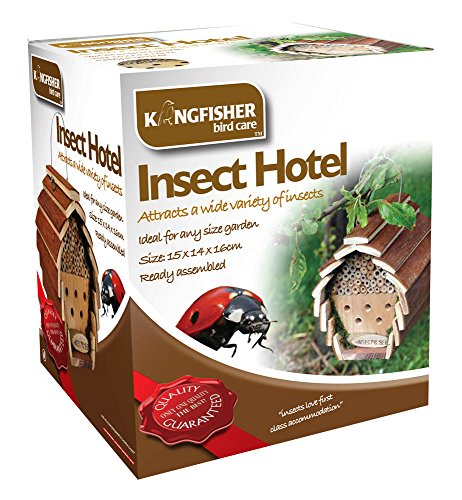 Natures Market Wooden Insect and Bee Hotel