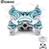 Hexnub Eachine E10W Mini Wifi FPV Quadcopter Drone With HD Camera Droni...