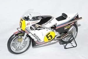 IXO 1:12 Suzuki RGB500 Marco Lucchinelli # 5 (1981) Motorradmodell