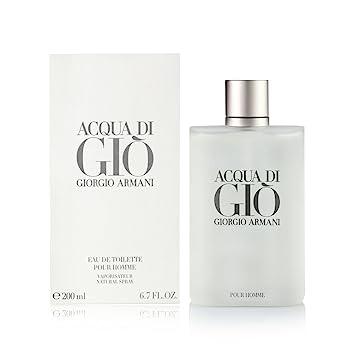 acqua di gio pour homme eau de toilette spray by giorgio armani