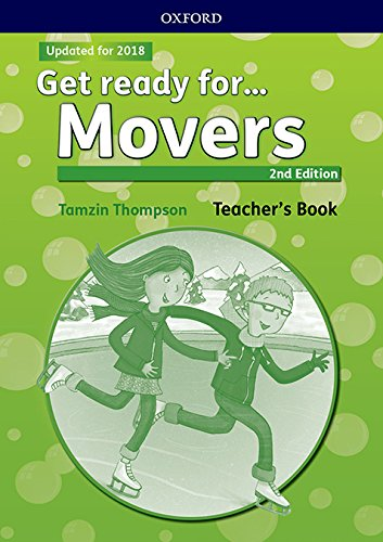 Get Ready for Movers. Teacher's Book 2nd Edition (Get Ready For Second Edition)