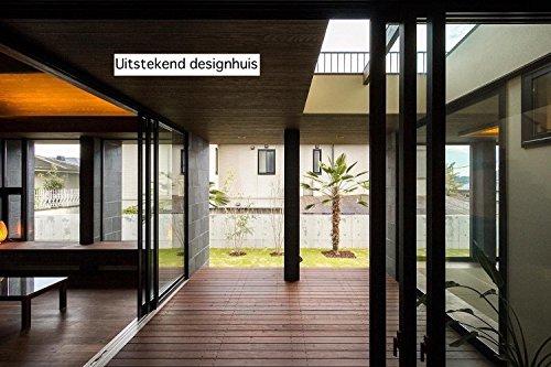 Uitstekend designhuis (Dutch Edition) por N Matsuura