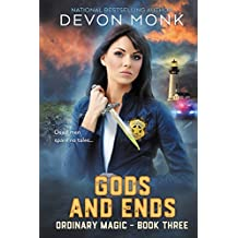 Gods and Ends  (Ordinary Magic Book 3) (English Edition)