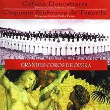 Grandes Coros Opera (O.Sinf.Tenerife)