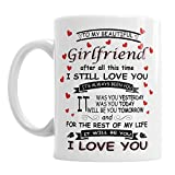 Best Girlfriend Coffee Mugs - To My Beautiful Girlfriend Mug Office Coffee Tea Review