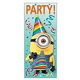 Minions Türposter  68,5 x 152 cm für Geburtstag und Party