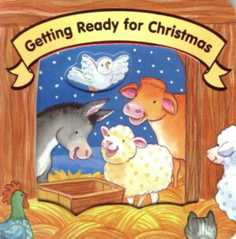 Getting Ready for Christmas (Christmas Board Books)