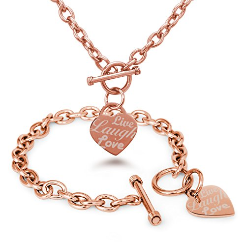 rose-gold-plated-stainless-steel-live-laugh-love-personalized-name-engraved-heart-tag-charm-bracelet