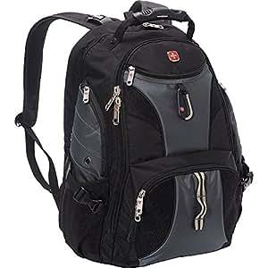 Swissgear Travel Gear Scansmart Backpack 1900 Black Grey